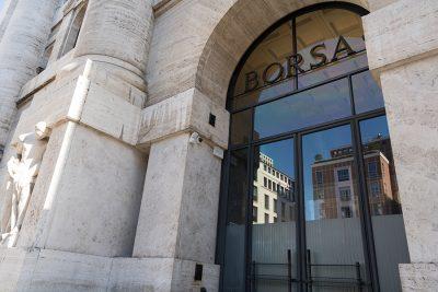 Borsa Italiana a Milano