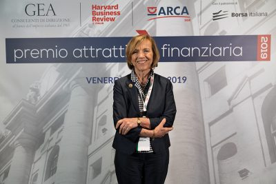 Elsa Fornero - Economista