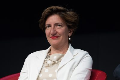 Silvia Candiani - Amministratore delegato di Microsoft