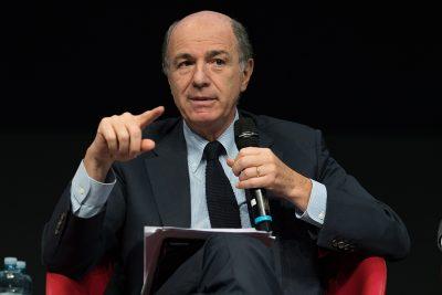 Corrado Passera - Amministratore delegato di Illimity