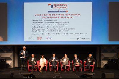 Tavola rotonda - Premio Attrattività Finanziaria 2019