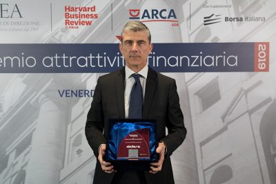 Alessandro Berzolla (Chief Operations Officer di Dallara Automobili)