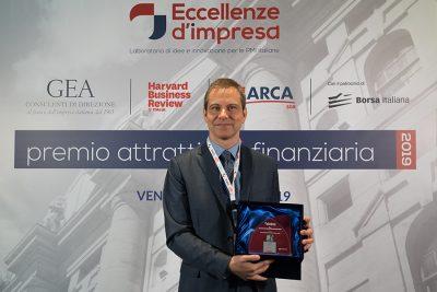 Luca Mirabelli (Head of Investor Relations di Interpump Group)