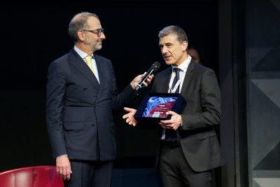 Menzione speciale a Alessandro Berzolla (COO di Dallara Automobili)